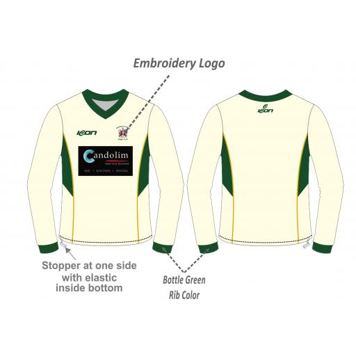 Stalybridge CC Sweater - Long Sleeve