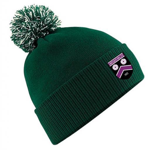 Lascelles Hall CC Beanie Hat