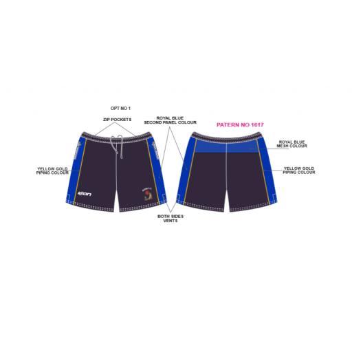 Elton CC Training Shorts