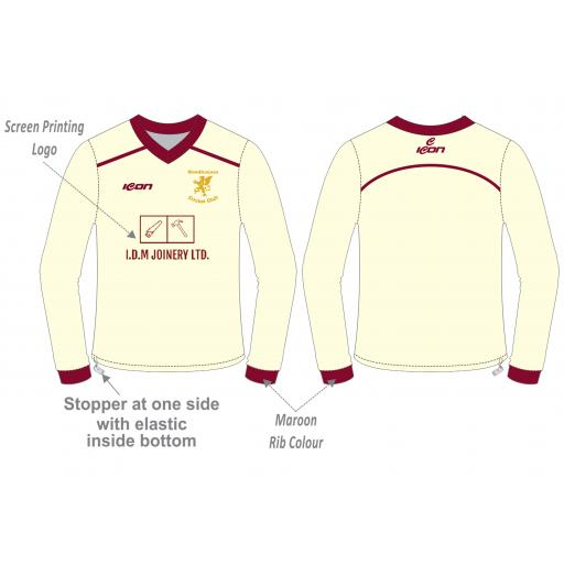 Woodhouses CC Sweater - Long Sleeve