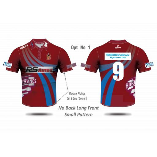 Atherton C.C T20 Shirt - Senior Design