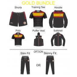Fordhouses CC TRAINING KIT BUNDLE - GOLD