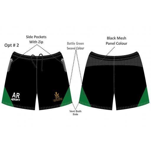 Sefton Park CC Training Shorts