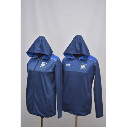 Northop Hall CC Training Jacket - Full Zip