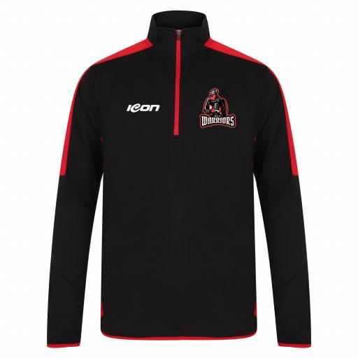 WSX 1/4 Zip Training Top