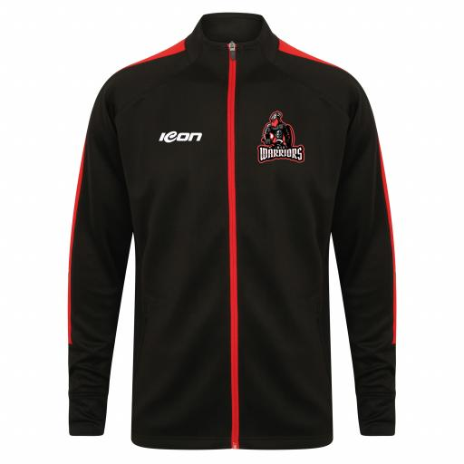 WSX Full Zip Training Top