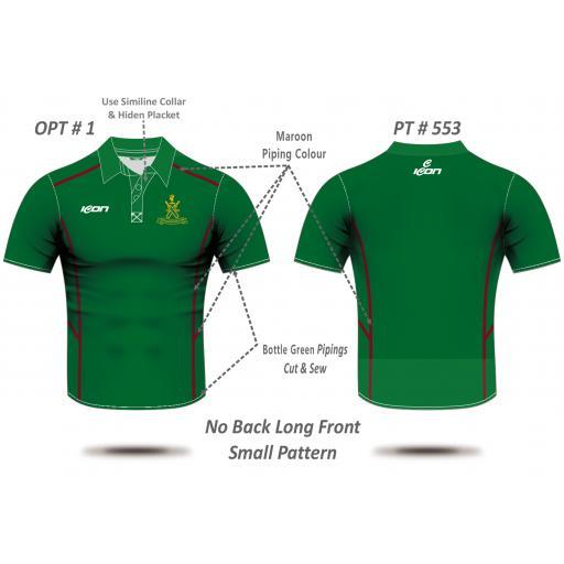 Sefton Park CC Polo Shirt
