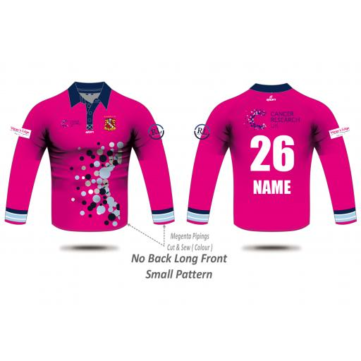 Elland CC Senior T20 Shirt - Long Sleeve