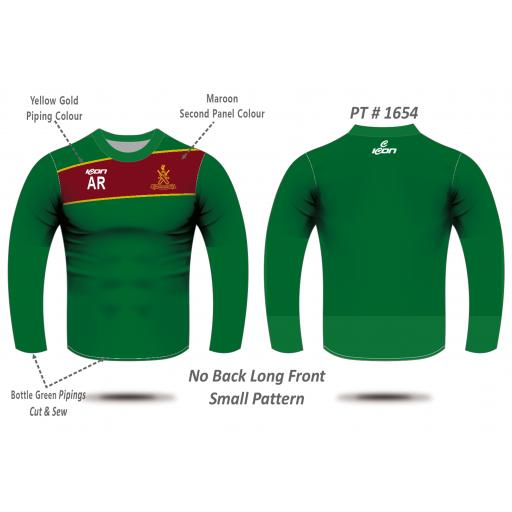 Sefton Park CC Training T-shirt - Long Sleeve