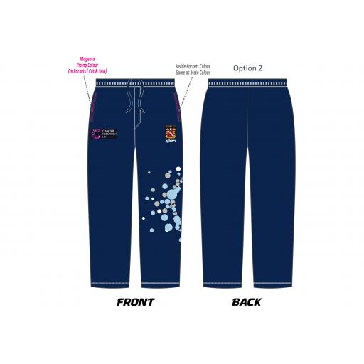 Elland CC Senior T20 Pants