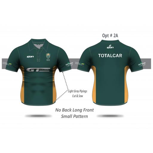 North East Cheshire CC Womens T20 Shirt