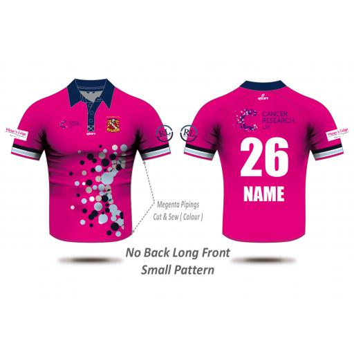 Elland CC Senior T20 Shirt - Short Sleeve