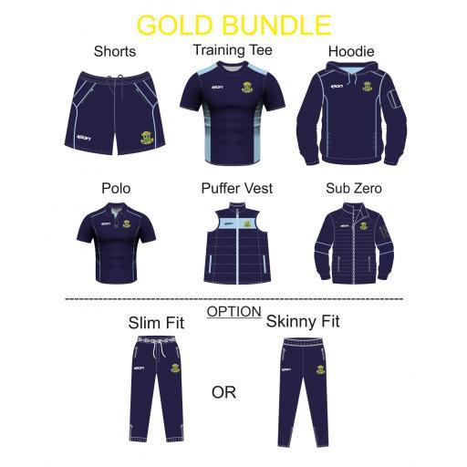 Blythe CC Gold Bundle