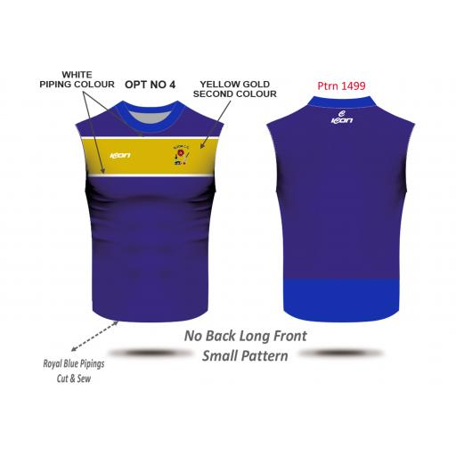 Elton CC Sleeveless Training Top