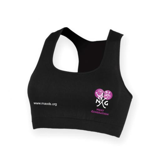 Next Gen Women's Workout Crop Top