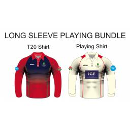 Myerscough Cricket (Manchester) Playing Bundle - Long Sleeve
