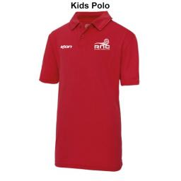 Rothwell Netball Club Polo Shirt