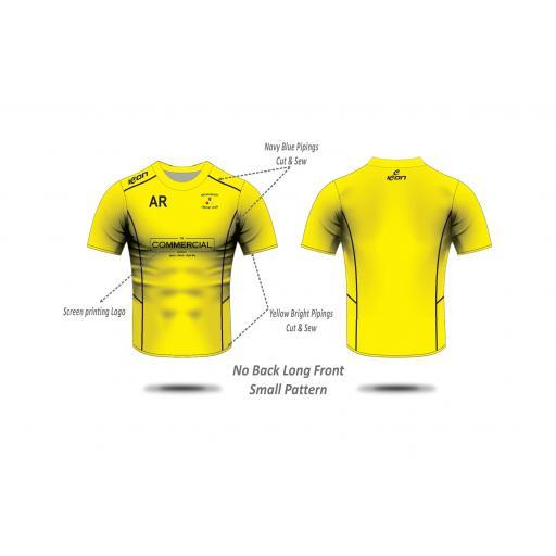 Micklehurst CC Junior Training T-shirt