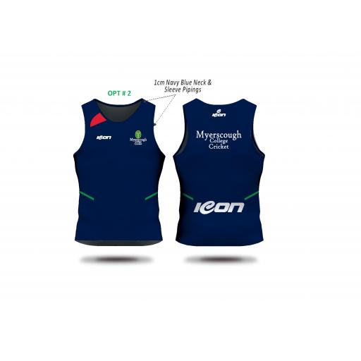 Myerscough Cricket (Manchester) Vest