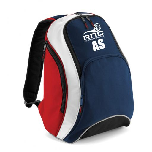 Rothwell Netball Club - Backpack