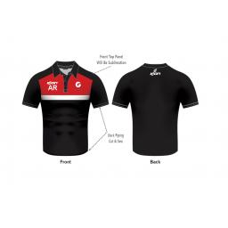 Garstang Hockey Club - Men's Polo Shirt