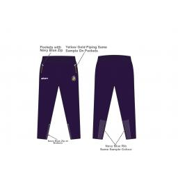 Fleetwood Hesketh CC Skinny Fit Training Pants