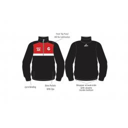 Garstang Hockey Club - 1/4 Zip Training Top