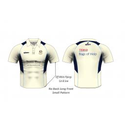 Fleetwood Hesketh CC Short Sleeve Playing Shirt