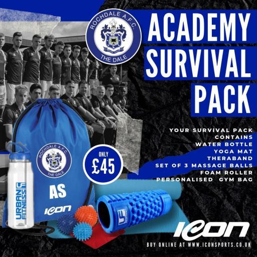 RAFC Academy Survival Pack