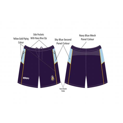 Fleetwood Hesketh CC Shorts