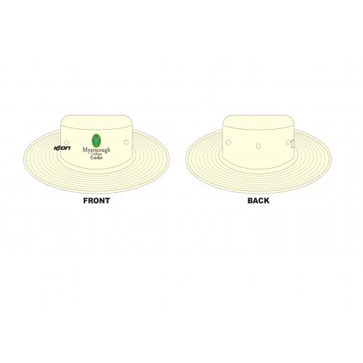 Myerscough Cricket (Manchester) Sun Hat
