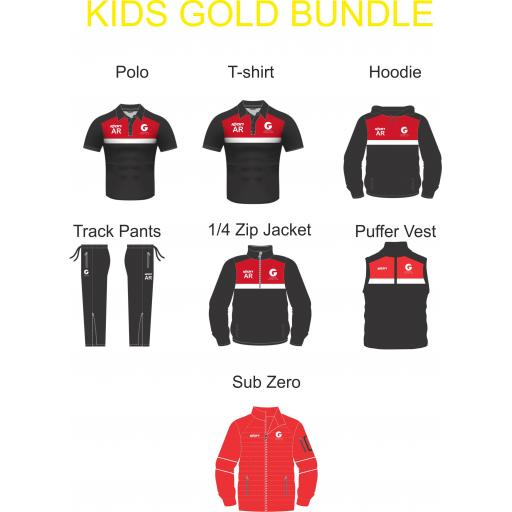 Garstang Hockey Club - Kids Gold Bundle