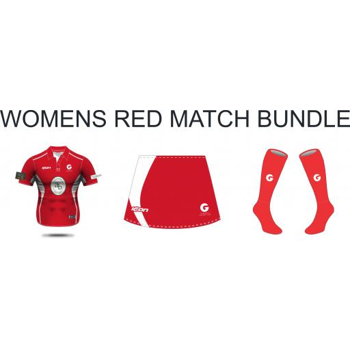 Garstang Hockey Club - Women's Match Kit Bundle