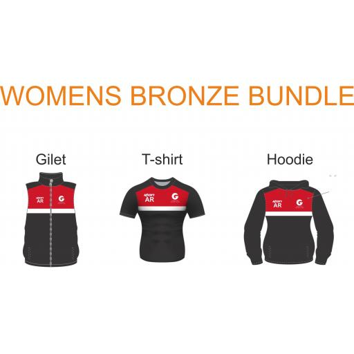 Garstang Hockey Club - Women's Bronze Bundle