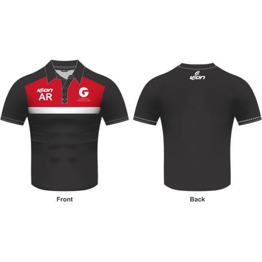 Garstang Hockey Club - Men's Polo Shirt