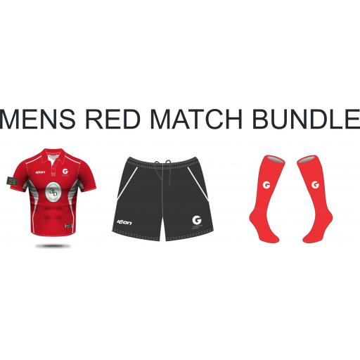 Garstang Hockey Club - Men's Match Kit Bundle
