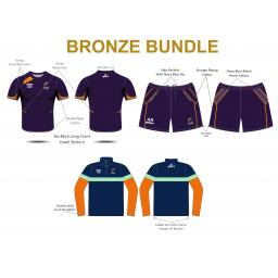 First Cricket Training Kit Bundle - Bronze