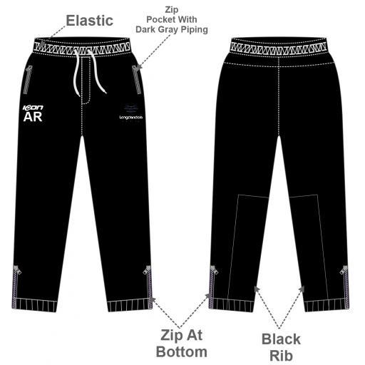 Longdendale Slim Track Pants