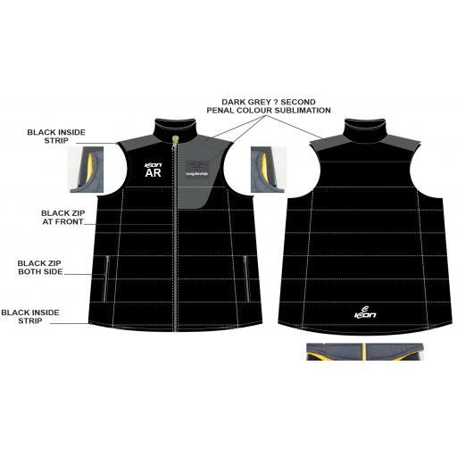 Longdendale Puffy Vest