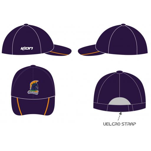 First Cricket Bespoke Cricket Cap