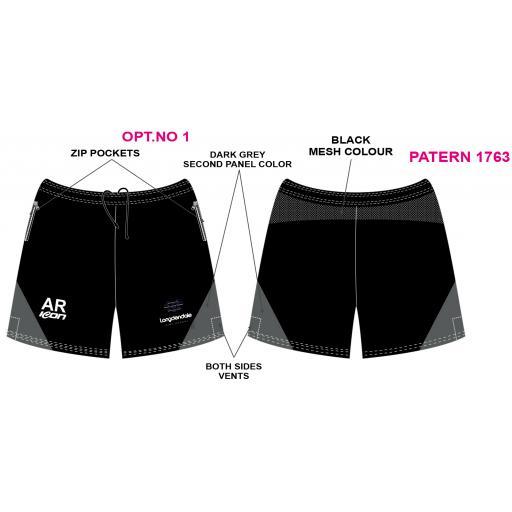 Longdendale Training Shorts