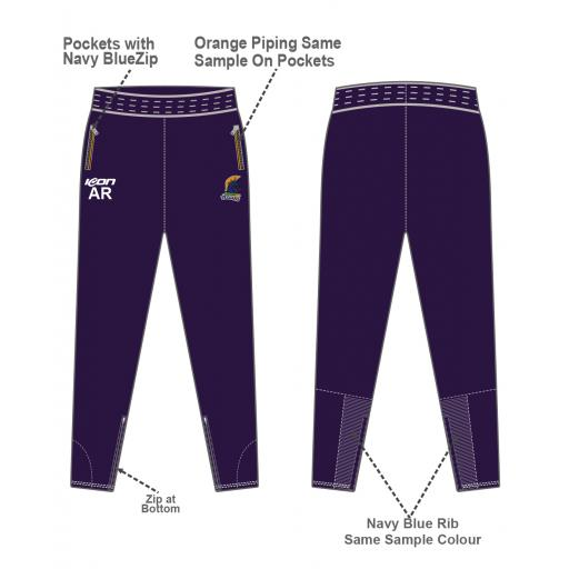 First Cricket Skinny Track Pants