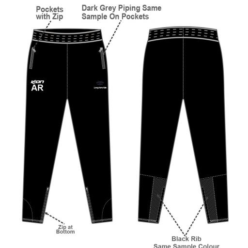 Longdendale Skinny Track Pants