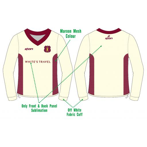Welton CC Long Sleeve Sweater