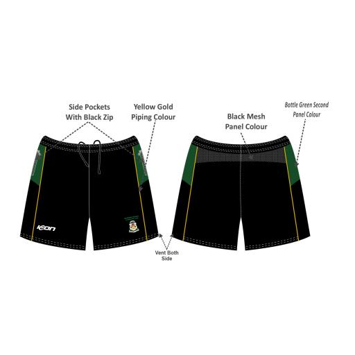 Moorside C & BC Training Shorts