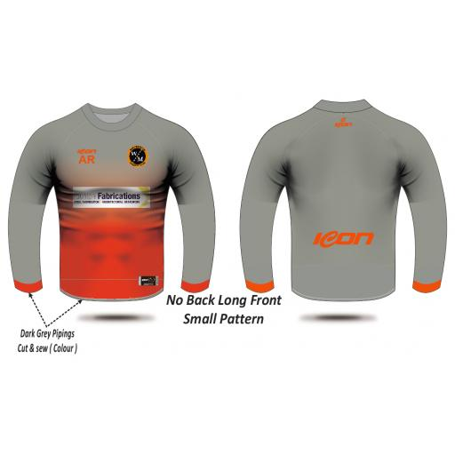 West Monkton Training T-Shirt - Long Sleeve