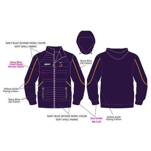 Elton CC Sub Zero Jacket