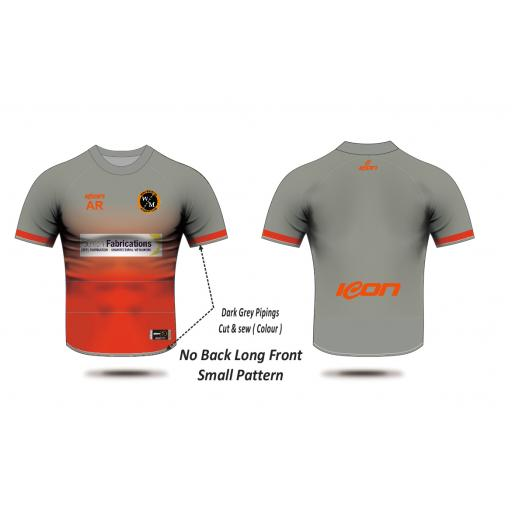 West Monkton Training T-Shirt - Short Sleeve