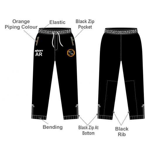 West Monkton Slim Fit Track Pants
