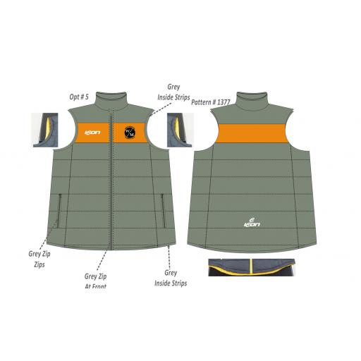 West Monkton Puffer Vest